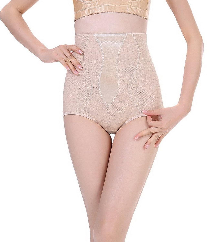 Bigood Miederbody Damen Miederpants Body Bodyshaper Hoch Taille Dreieck günstig kaufen