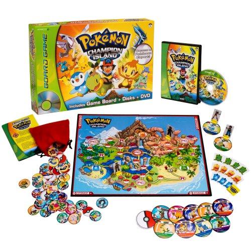 board games discount pokemon champion island dvd board game