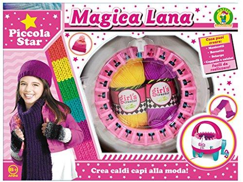 magica lana - mazzeo giocattoli