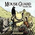 Mouse Guard: Black Axe