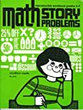 img - for Math Story Problems, Grades 4-6, Reproducable Workbook (No. 2472) book / textbook / text book