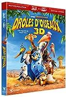 Drôles d'oiseaux [Combo Blu-ray 3D + DVD] [Combo Blu-ray 3D + DVD]