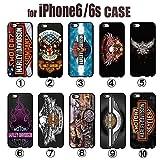 ハーレーダビットソン HARLEY DIVIDSON iPhone6/6s 4.7 ハードケース (6/6s 10番)