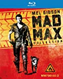 The Mad Max Trilogy [Blu-ray] [2013] [Region Free]