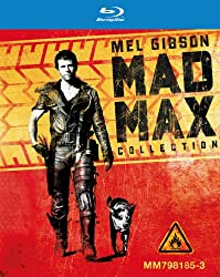 The Mad Max Trilogy [Blu-ray] [Region Free]