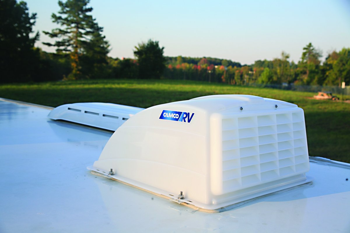 #2E639D Roof Vent Cover Replacemen Camco 40431 White Car Trailer  Best 6163 Roof Air Ventilator photos with 1200x800 px on helpvideos.info - Air Conditioners, Air Coolers and more