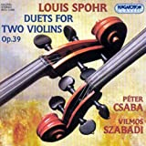 Spohr: Duets for Two Violins