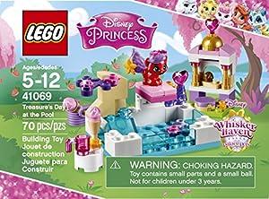 LEGO Disney Princess Treasure's Day at the Pool 41069