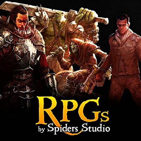 SPIDERS RPG PACK  [Online Game Code]