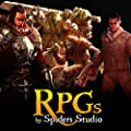 SPIDERS RPG PACK  [Online Game Code]