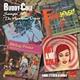 Swingin' At The Hammond Organ - Four Stereo Albums