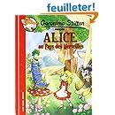 Geronimo Stilton, Tome 5 : Alice au pays des merveilles