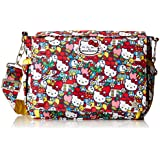 Ju Ju Be Hello Kitty Messenger Diaper Bag Better Be