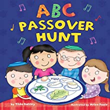 ABC Passover Hunt Audiobook by Tilda Balsley Narrated by  Book Buddy Digital Media