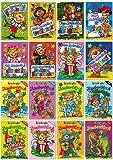 16 Zauberblöckchen im Set (A8 -7,5x5,2cm) - 16 Motive - Lutz Mauder von Lutz Mauder Verlag