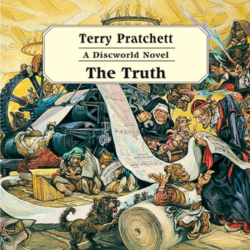 The Truth Discworld 25B000085ZKW