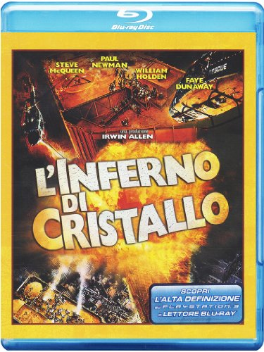 L'inferno di cristallo [Blu-ray] [IT Import]