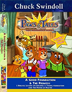 Paws and Tales The Animated Series: 'A Good Foundation' and 'The Princess'