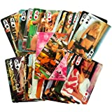 Bewild Brand® - Nude Women Playing Cards