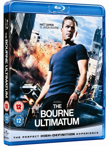 The Bourne Ultimatum / Ультиматум Борна (2007)