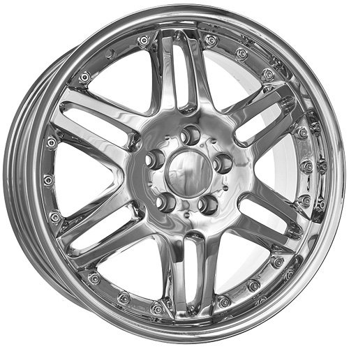 18 inch amg mercedes benz c cl clk e s sl slk wheels rims for 24 inch mercedes benz rims