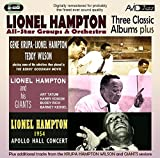 Three Classic Albums - Lionel Hampton