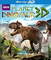 Planet Dinosaur 3D (Blu-ray) by BBC Home Entertainment