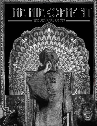 The Hierophant: The Journal of 777 (Volume 1) by Robert Buratti (2014-03-22)