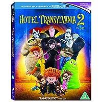 Hotel Transylvania 2 (Blu-ray 3D) [2015]