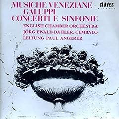 Concerto a quattro, No. 3 in D Major: Maestoso - Allegro - Andantino