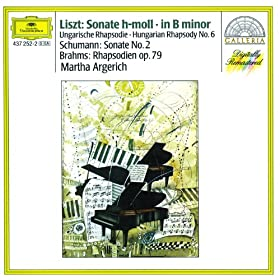 Liszt: Piano Sonata In B Minor, S.178 - Pi� mosso