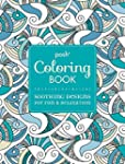 Posh Adult Coloring Book: Soothing De...