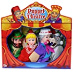PUPPET THEATRE LITTLE RED RIDING HOOD