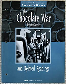 a review of robert cormiers book the chocolate war The chocolate war (m books) has 2 reviews and 1 ratings reviewer oliverc wrote: this book is about a highschool boy named jerry renault transferred to a high school.