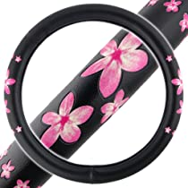 Pink Floral Pattern For 14.5 to 15.5 Inches