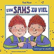 Ein Sams zu viel (       ungekürzt) von Paul Maar Gesprochen von: Monty Arnold
