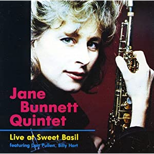 live at sweet basil  the jane bunnett quartet