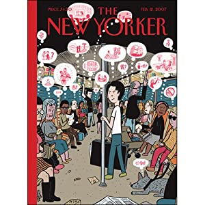 The New Yorker (Feb. 12, 2007) | [Elizabeth Kolbert, Ben McGrath, John Lahr, Paul Rudnick, Larissa MacFarquhar]