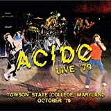 Live '79- Towson State College, Maryland October '79