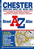img - for Chester Street Atlas (A-Z Street Atlas) book / textbook / text book