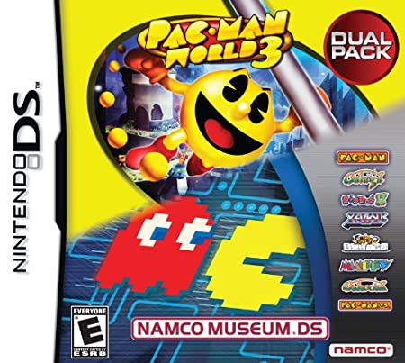 Namco Museum/PacMan World 3 Bundle