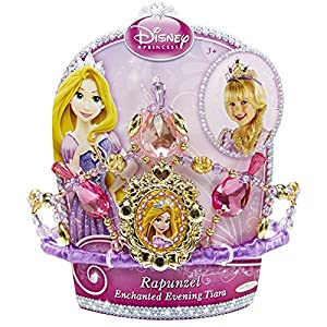 Disney Princess Rapunzel Enchanted Evening Tiara