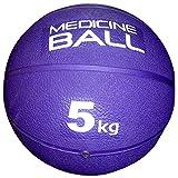 VIRTUOUS Unisex Rubber Medicine Ball 5000gm Blue