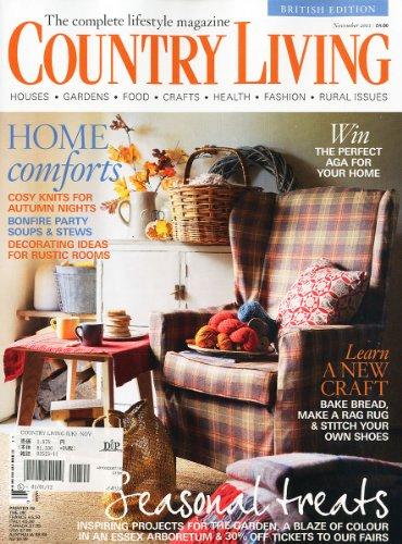 Country Living [UK] November 2011 (単号)