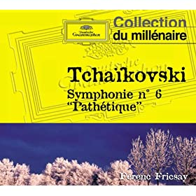 "Tchaikovsky: Symphony No.6 In B Minor Opus 74 ""Pathetique""; Eugene Onegin op. 24: Polonaise & Valse"