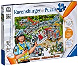 Ravensburger 00554 - tiptoi: Puzzlen, Entdecken, Erleben: Im Einsatz (ohne Stift), 100 Teile von Ravensburger