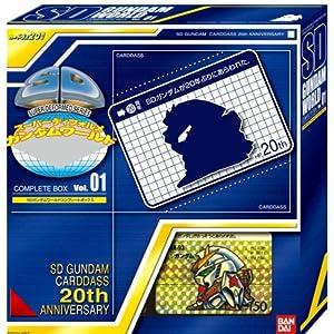 SDガンダム ワールド コンプリートボックス Vol.1