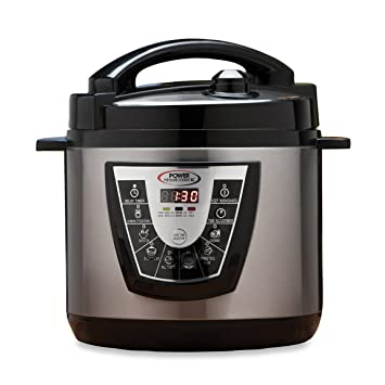 power pressure cooker review
