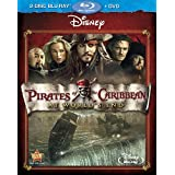 Pirates Of The Caribbean: At World's End (Three-Disc Blu-ray/DVD Combo) ~ Johnny Depp