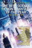 The Best Science Fiction and Fantasy of the Year: Volume Ten (Best Science Fiction & Fantasy of the Year)